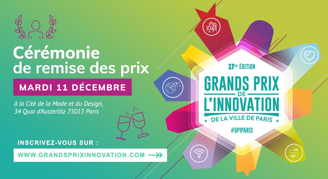 Cérémonie Grands Prix 2018
