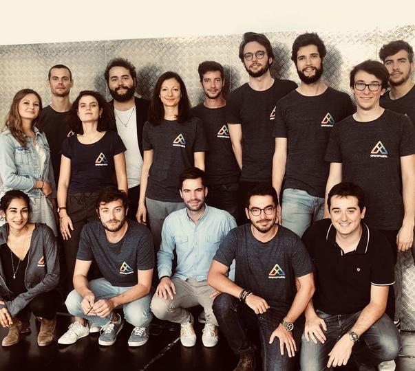 Arenametrix team