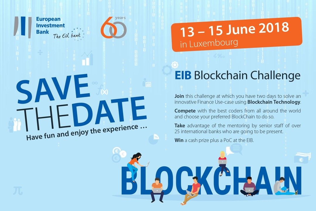 Call for coders : Blockchain challenge | Luxembourg Open