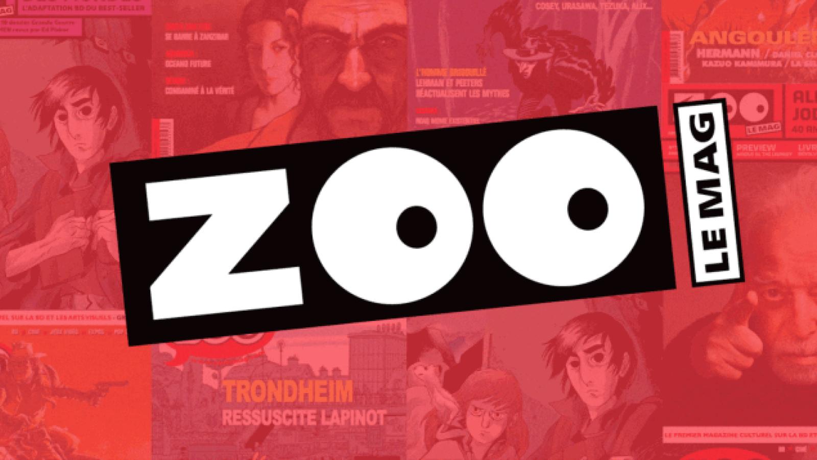 Le magazine historique ZOO se réinvente grâce à Culturebd